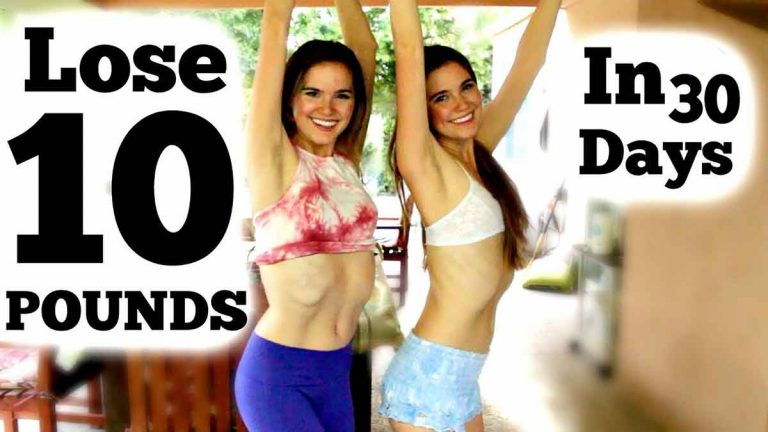 10 Pounds In 30 Day Challenge